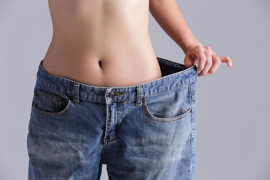 Utrata wagi nie zawsze jest powodem do zadowolenia