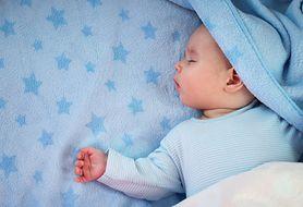 Temat Miesiąca - zdrowy sen niemowlęcia