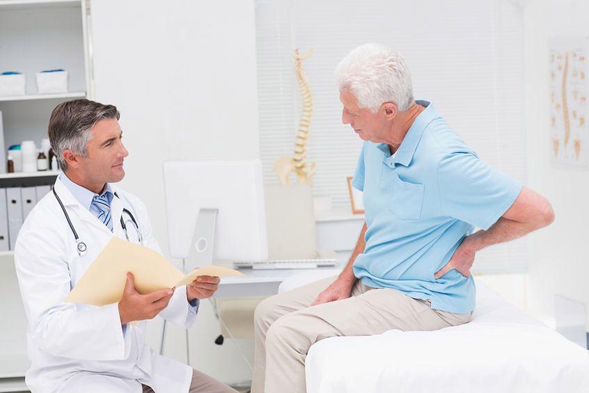 Przyczyny bólu pleców