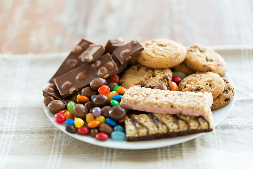 Środki słodzące, nabłyszczające i inne