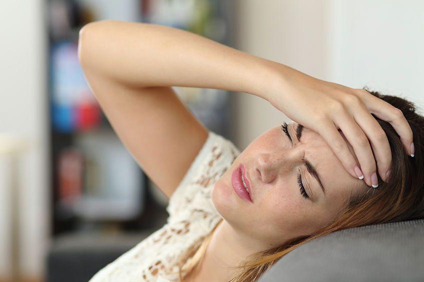 Zmęczenie i osłabienie