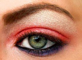Dobierz odpowiedni kolor cieni do zielonych oczu