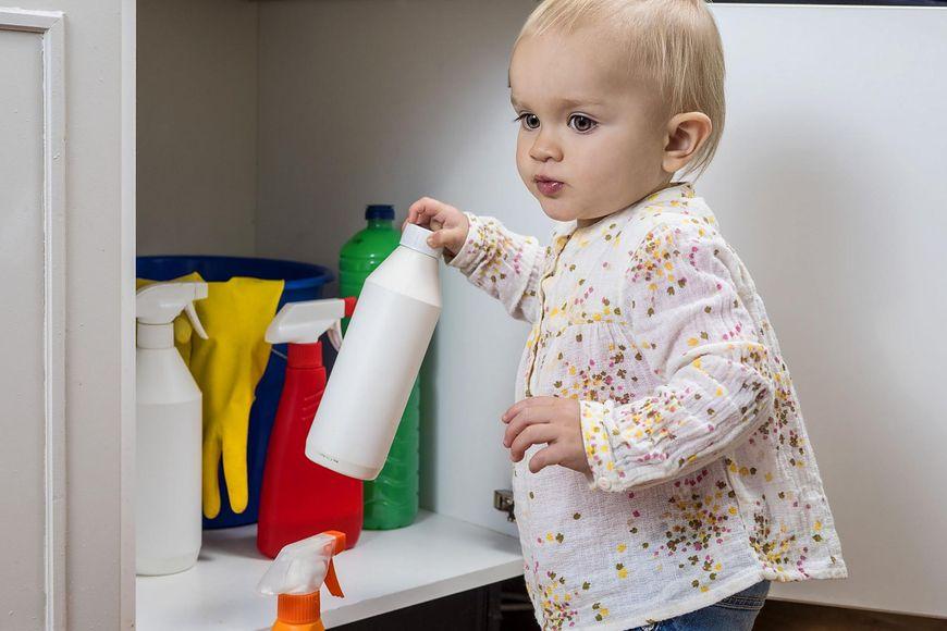 W domu na dziecko czeka wiele niebezpieczeństw