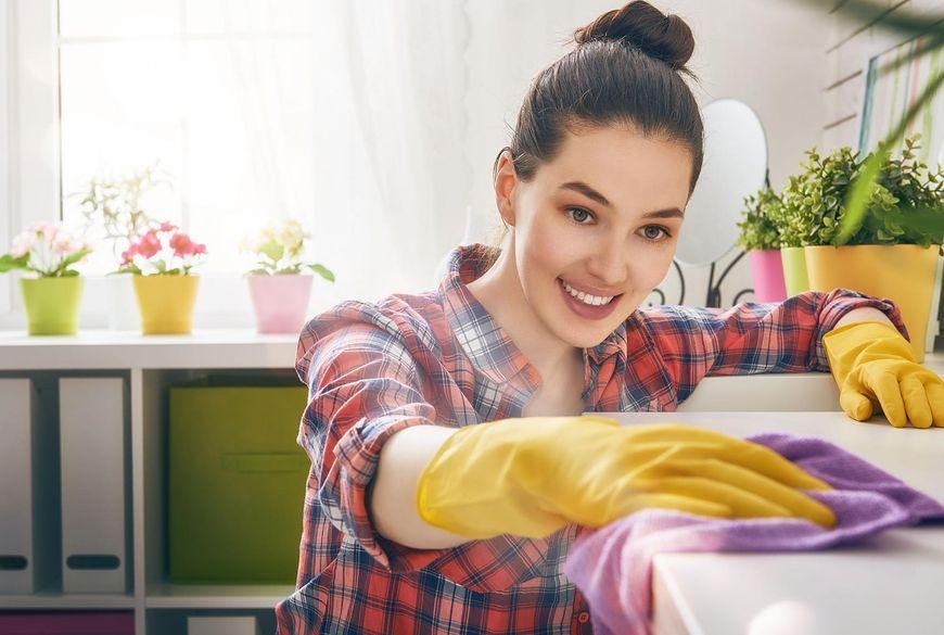 Dokładnie sprzątaj mieszkanie