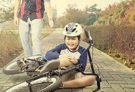 Co zrobić w przypadku kontuzji u dziecka?