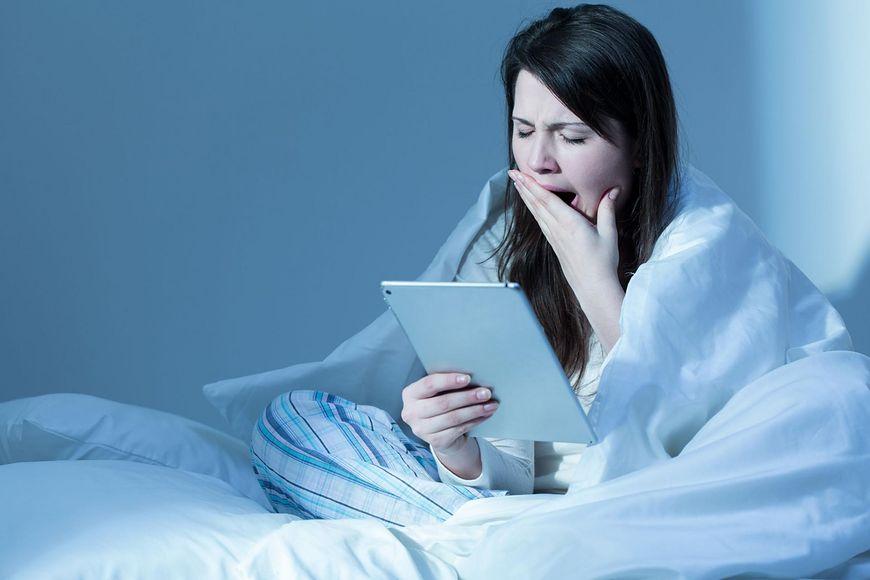 Niespokojny sen - główne przyczyny