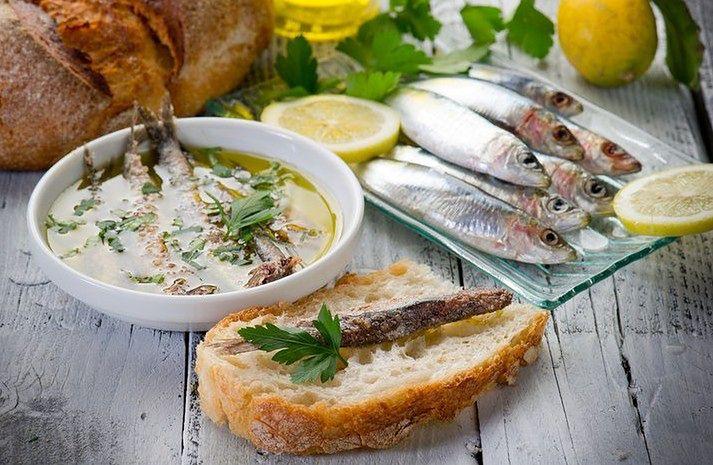 Ryby i ostrygi na piękną cerę