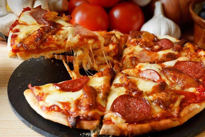 Dodatki do pizzy