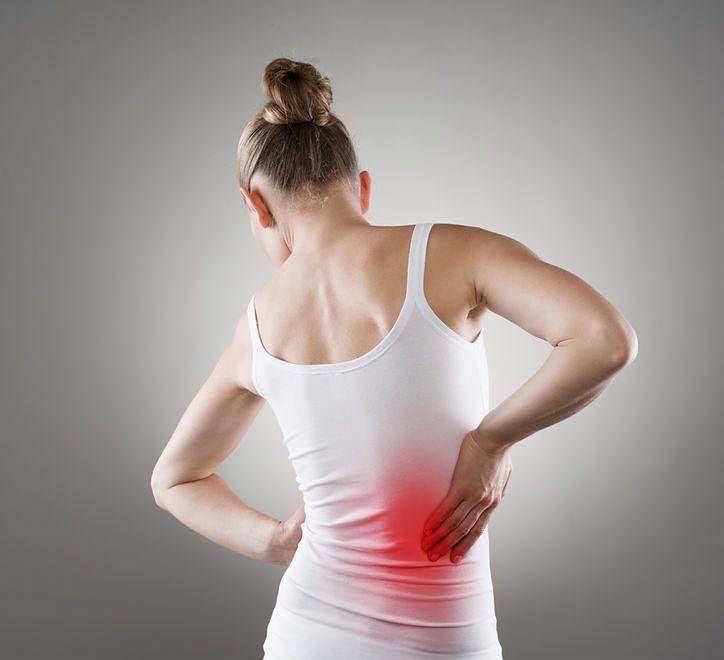 Ból pleców,a chore nerki