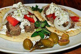 Pita, hummus, falafel - spróbuj kuchni arabskiej!