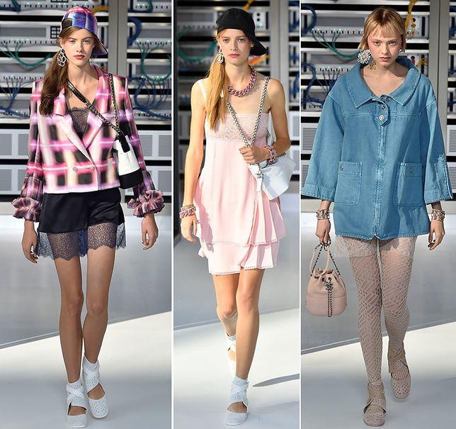 Nowy model torebki Chanel