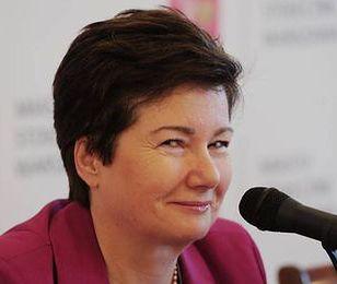 Gronkiewicz-Waltz: nadal mało kobiet osiąga sukces w bankowości