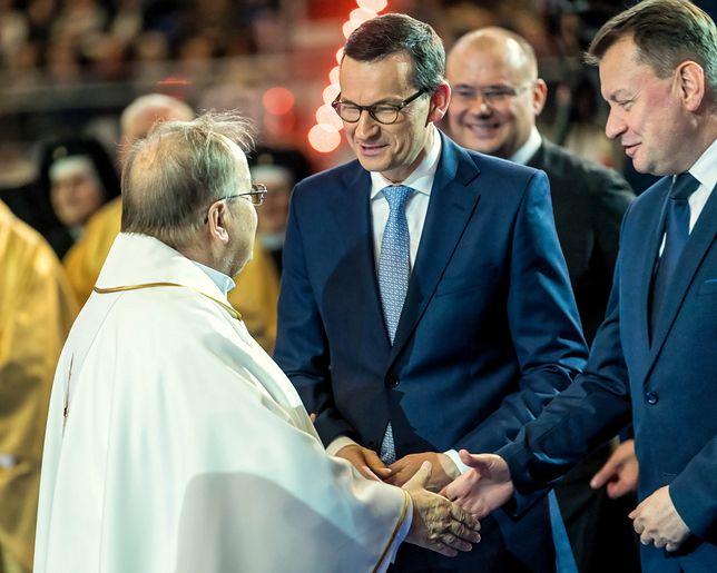 Brejza pyta Morawieckiego o miłość do ojczyzny. Echa wypowiedzi premiera na urodzinach Radia Maryja