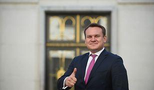 Dominik Tarczyński, polityk, poseł PiS, absolwent prawa