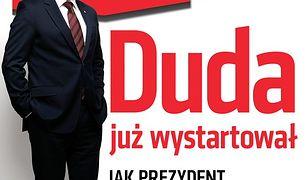 Okładki tygodników. Andrzej Duda walczy w wyborach prezydenckich 2020