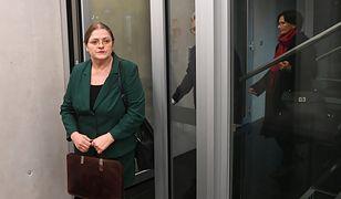 Krystyna Pawłowicz w leczniczym hotelu. Koniec kontroli sanepidu
