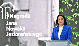 Nagroda Jana Nowaka-Jeziorańskiego. Cichanouska, Kalesnikawa i Kawalkowa laureatkami