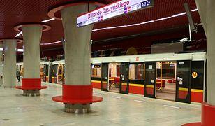 Zmiany w kursowaniu metra. Przez tydzień skrócona trasa