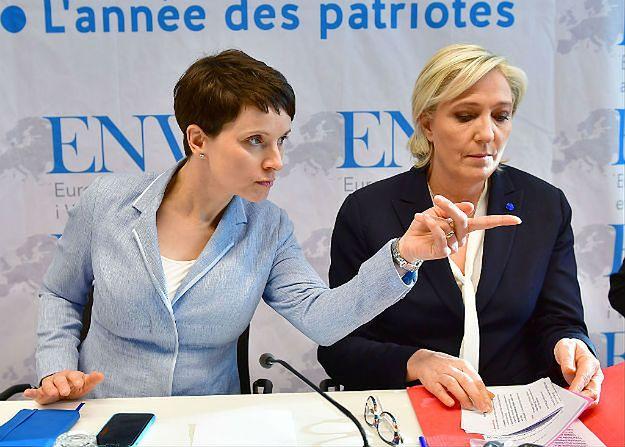 Liderka Alternatywy dla Niemiec w Rosji. Kolejny element eurosceptycznej koalicji Putina