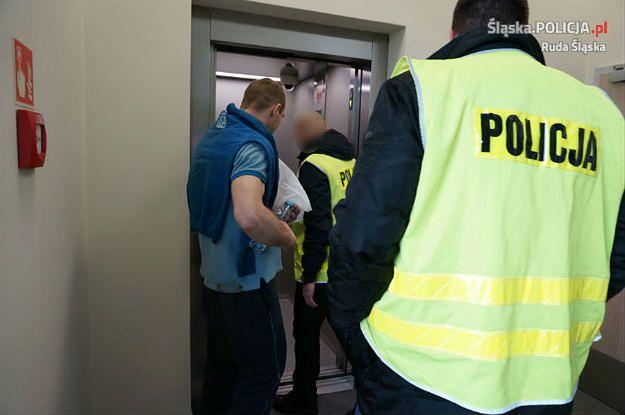 Ruda Śląska: odpalił racę w autobusie pełnym pasażerów