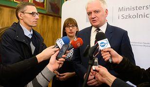Jarosław Gowin w obronie wolności słowa. Zajmie się sprawą zwolnionego z SUM wykładowcy