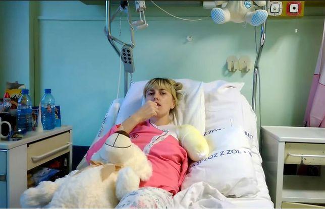 """Ukrainka po wypadku w pracy straciła rękę. """"To jest młoda dziewczyna, chce normalnie funkcjonować"""""""