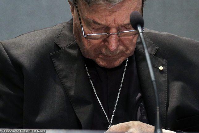 Kardynał oskarżony o pedofilię stanął przed sądem