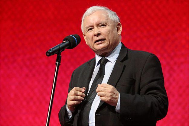 Kaczyński komentuje zmiany w ścisłym kierownictwie PiS
