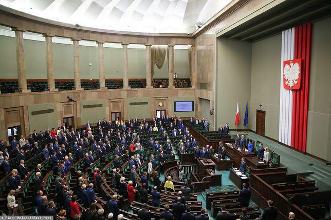 Strajk Kobiet przed Sejmem. Jednoznaczne stanowisko grupy Ponton