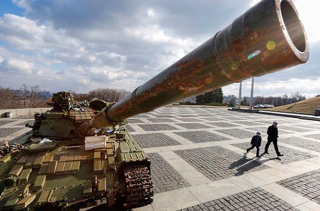 Ukraina: zakończono ostatni etap wycofywania ciężkiego uzbrojenia