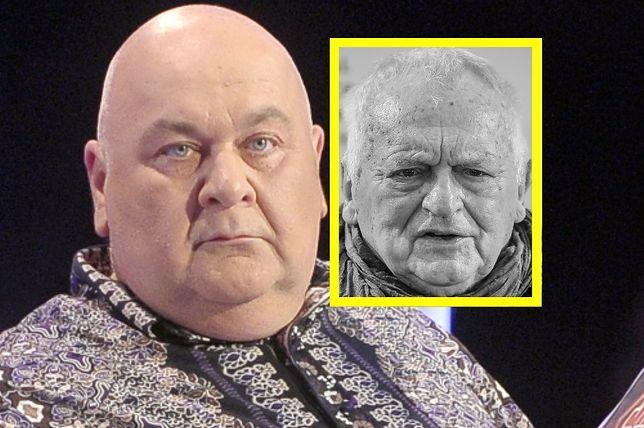 """Rudi Schuberth zagrał u Jerzego Gruzy w  """"Gulczas, a jak myślisz..."""""""
