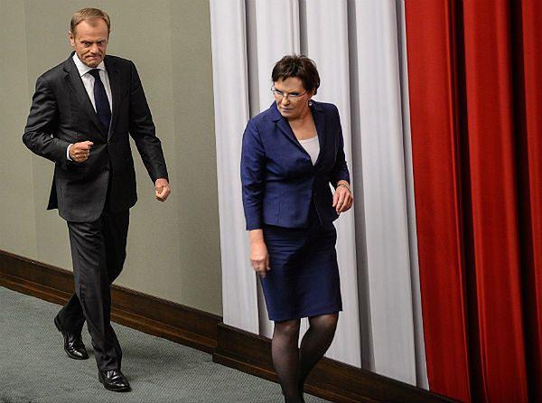 Jarosław Gowin: Ewa Kopacz będzie następcą Donalda Tuska. Ale to jest fatalny kandydat