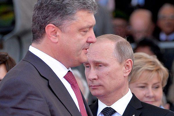 Niespodziewany zwrot. Dziś spotkanie Poroszenko-Putin