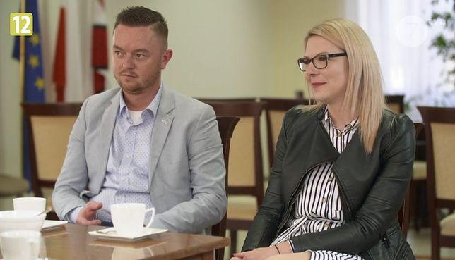 Joanna i Adam szybko zmienili zdanie o wspólnym życiu do grobowej deski
