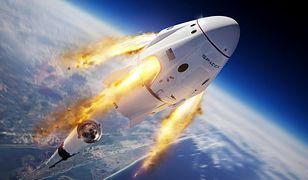 Historyczna misja NASA i SpaceX