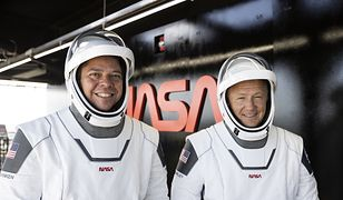 Douglas Hurley i Robert Behnken wezmą udział w historycznej misji NASA i SpaceX.