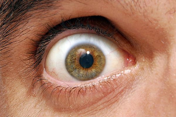Twarze odbite w oczach fotografowanych osób można zidentyfikować