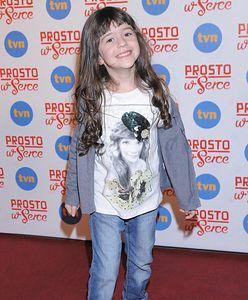 Amelia Gontarczuk wyrosła na śliczną nastolatkę. Jak się zmieniła dziecięca telewizyjna gwiazda?