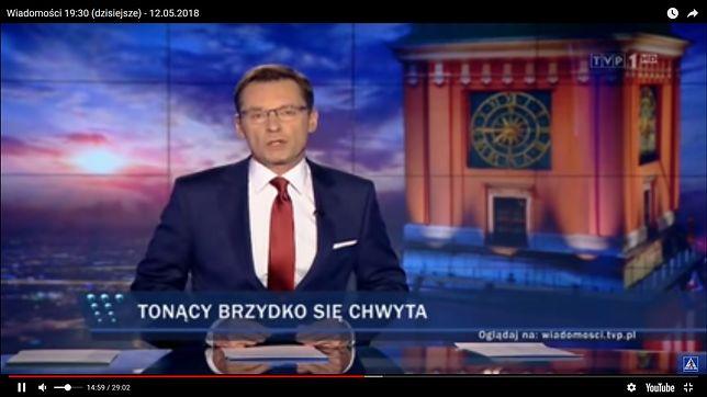 """""""Hańba, Wiadomości TVP"""". Tak potraktowali 91-letnią kombatantkę"""