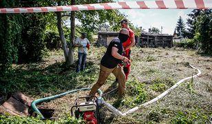 Zaginięcie Iwony Wieczorek. Krakowskie Archiwum X przeszukało wskazany garaż