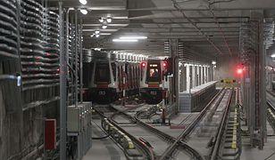 Koronawirus. Metro Warszawskie