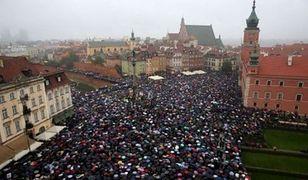 """""""Nie składamy parasolek"""". Kobiety znów wyjdą na ulice Warszawy"""