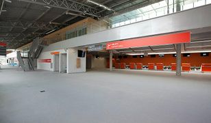 Ewakuacja lotniska w Modlinie. Samoloty skierowane na lotnisko Chopina