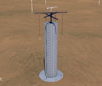 Energy Vault ma zamiar magazynować energię w bardzo sprytny sposób