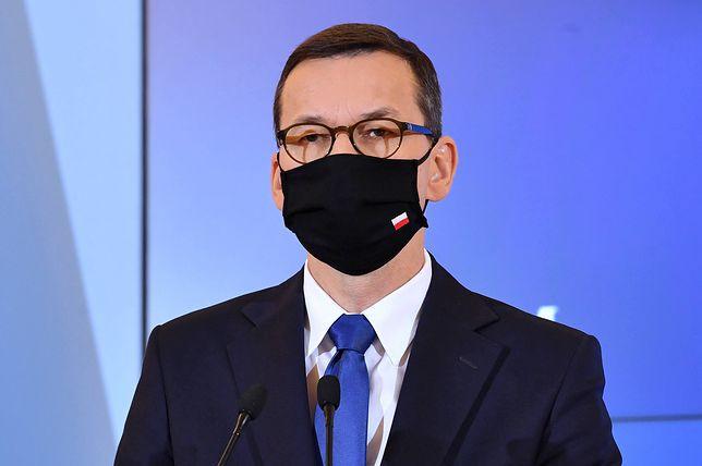Koronawirus w Polsce. Konferencja premiera Mateusza Morawieckiego