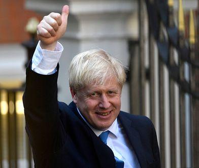 Boris Johnson został nowym Premierem Zjednoczonego Królestwa Wielkiej Brytanii i Irlandii Północnej