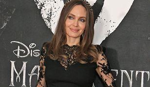 Angelina Jolie spotyka się ze znanym aktorem? Chciała zaprosić go na randkę