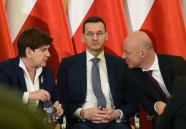 Skarżą się na premier Szydło. Będzie rekonstrukcja rządu?