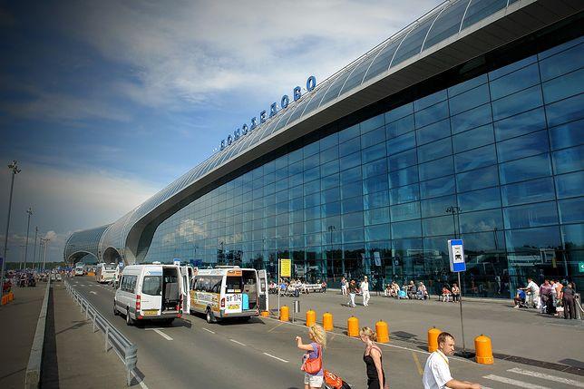 Lotnisko Moskwa-Domodiedowo leży 42 kilometry od Moskwy