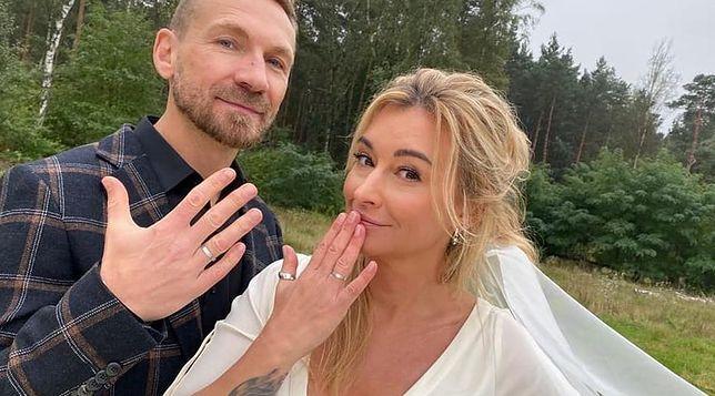 Przemysław Kossakowski i Martyna Wojciechowska pobrali się